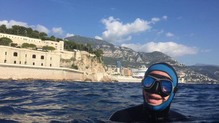 Apnée-Monaco-Journée découverte de l'apnée à Monaco-5