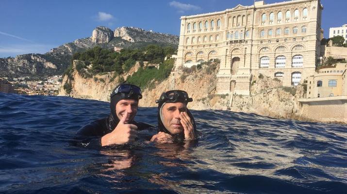 Apnée-Monaco-Journée découverte de l'apnée à Monaco-1