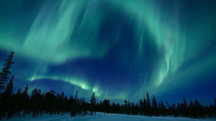 Raquette à Neige-Kiruna-Excursions en raquettes à Kiruna-4