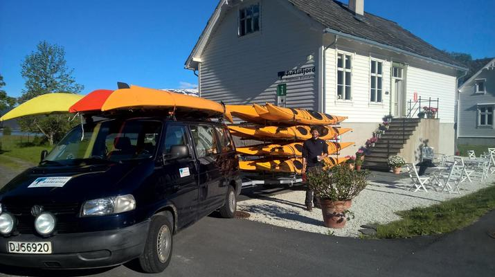 Kayak de mer-Jondal-Kayak de mer dans le fjord de Jondal-4
