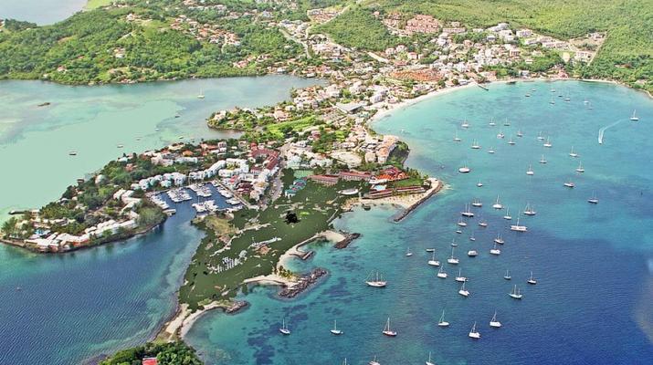 Jet Ski-Les Trois-Îlets-Initiation jet ski aux Trois Îlets, Martinique-4