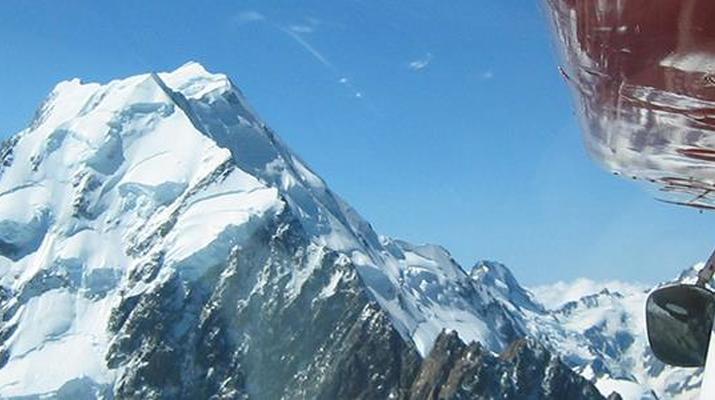 Scenic Flights-Aoraki / Mount Cook-Mount Cook 360 Scenic Ski Plane flight-1