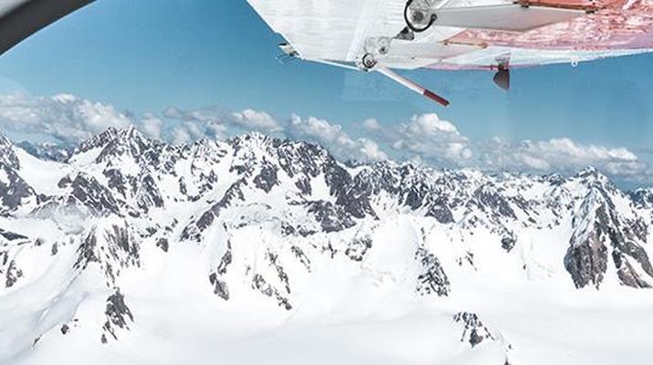 Scenic Flights-Aoraki / Mount Cook-Mount Cook 360 Scenic Ski Plane flight-3