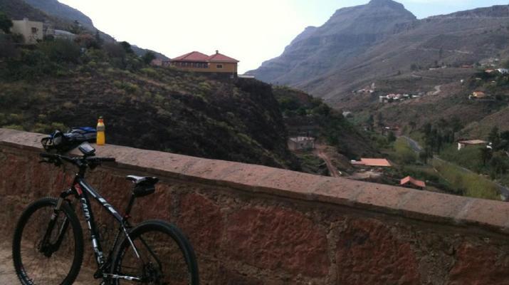 Mountain bike-Maspalomas, Gran Canaria-4 Hours E-Bike Panoramic Mountain Tour and Tapas Tasting in an Aboriginal Cave-2