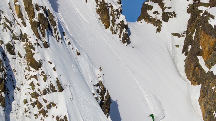 Estilo libre en snowboard-Val d'Aran-Snowboard freeride en Baqueira- Beret-3