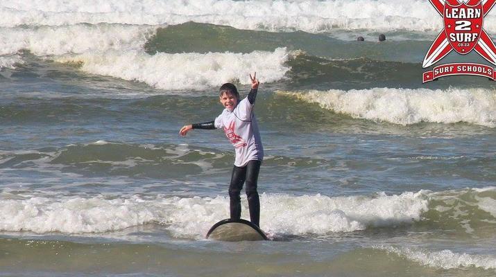 Surfing-Knysna-Learn to Surf in Buffels Bay, Knysna-2