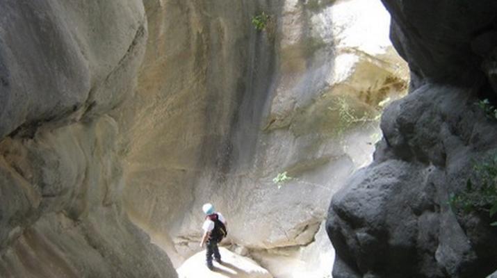 Canyoning-Kotor-Canyoning at Skurda Gorge in Kotor-6