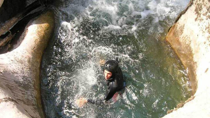 Canyoning-Kotor-Canyoning at Skurda Gorge in Kotor-2