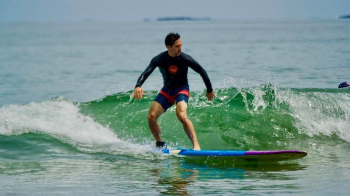 Surfing-Tamarindo-Private surfing lessons in Tamarindo-5