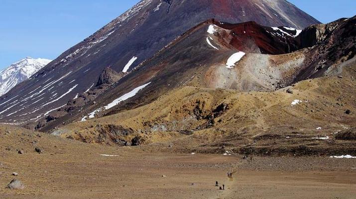 Glacier hiking-Taupo-Tongariro Crossing equipment rental and shuttle-1