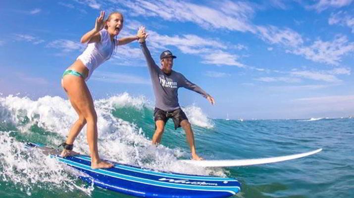 Surfing-Tamarindo-Private surfing lessons in Tamarindo-6