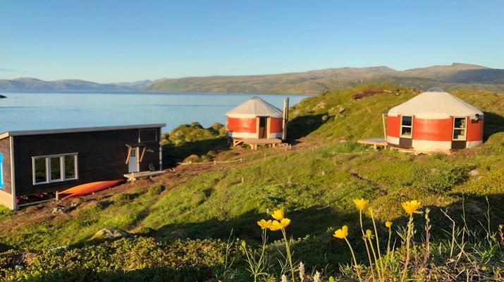 Sea Kayaking-Tromsø-Summer Kayaking with Arctic Camp, near Tromsø-6