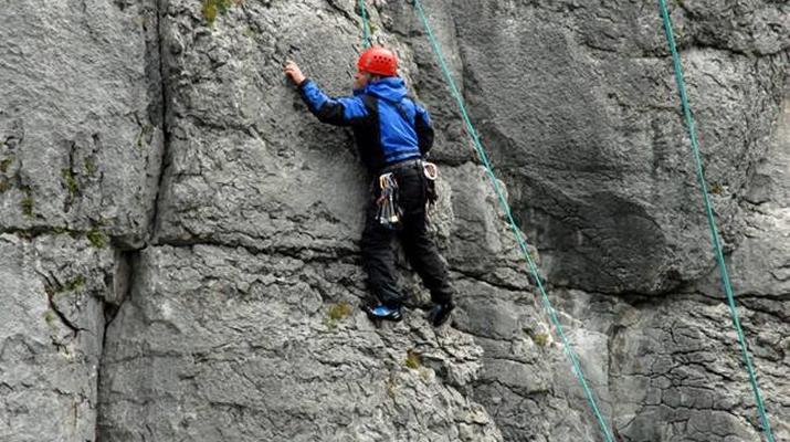 Klettern-County Clare-Felskletterkurs in der Grafschaft Clare-1