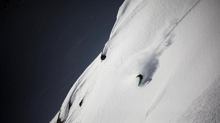 Estilo libre en snowboard-Val d'Aran-Snowboard freeride en Baqueira- Beret-5