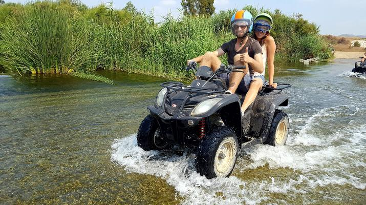 Quad biking-Malaga-Excursion en quad à Churriana, près de Málaga-3