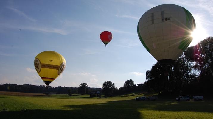 """Heißluftballon-Munich-Ballonfahrt im Voralpenland """"exklusiv""""-2"""