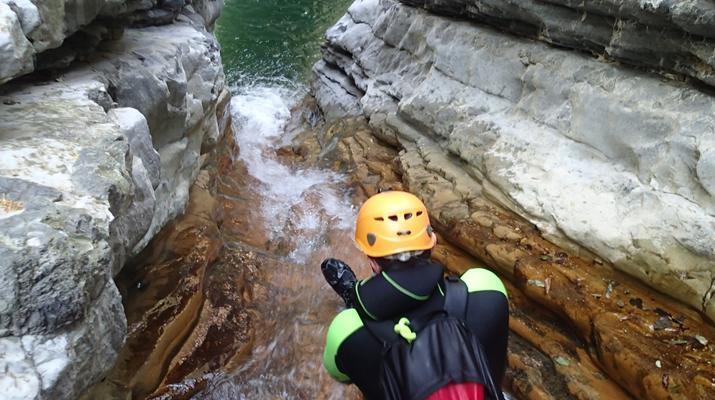 Canyoning-Lake Garda-Canyoning Tour from Vione Canyon to Lake Garda-2