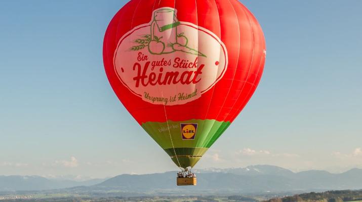 """Heißluftballon-Munich-Ballonfahrt im Voralpenland """"exklusiv""""-4"""