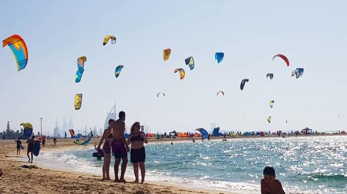 Kitesurfing-Dubai-Kitesurfing Course in Dubai-5
