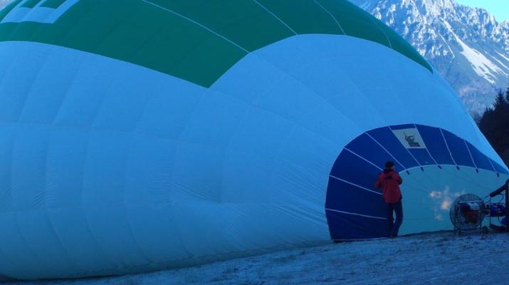 Heißluftballon-Munich-Alpenfahrt – das Winter-Special-4