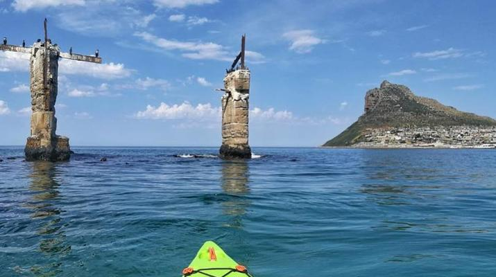 Sea Kayaking-Cape Town-Guided Sea Kayaking Tour in Hout Bay-6