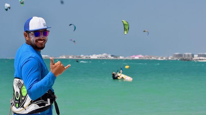 Kitesurfing-Dubai-Kitesurfing Course in Dubai-6