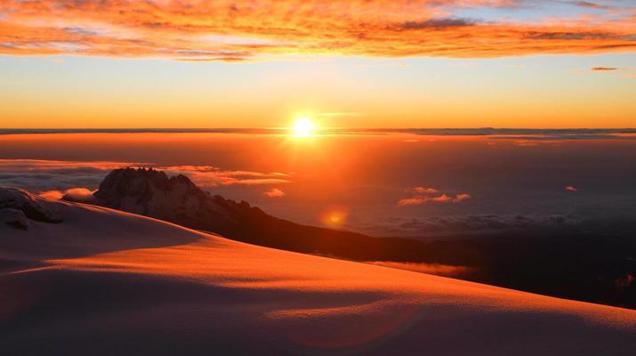 Ski touring-Lake Garda-Sunset Ski Mountaineering on Mount Baldo near Lake Garda-1