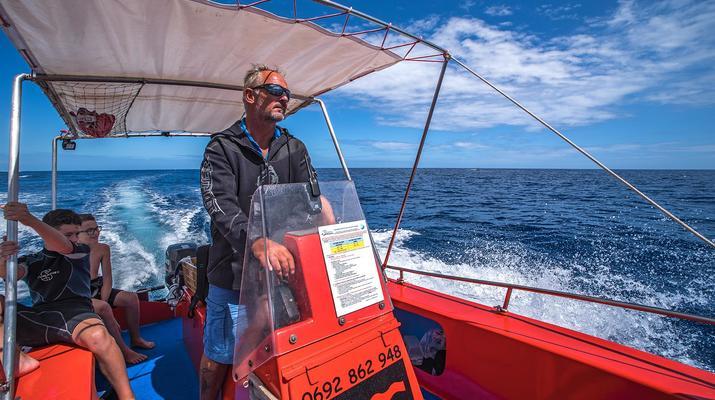 Snorkeling-Lagon de Saint-Gilles-Nager avec les dauphins et les baleines à Saint-Gilles, La Réunion-3