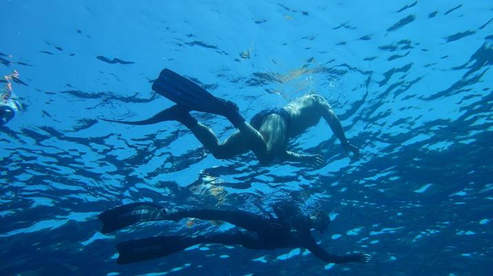 Snorkeling-Kefalonia-Snorkeling excursion around Skala, Kefalonia-2