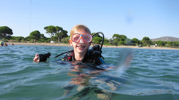 Snorkeling-Athens-Snorkeling boat excursions in Nea Makri, Athens-10