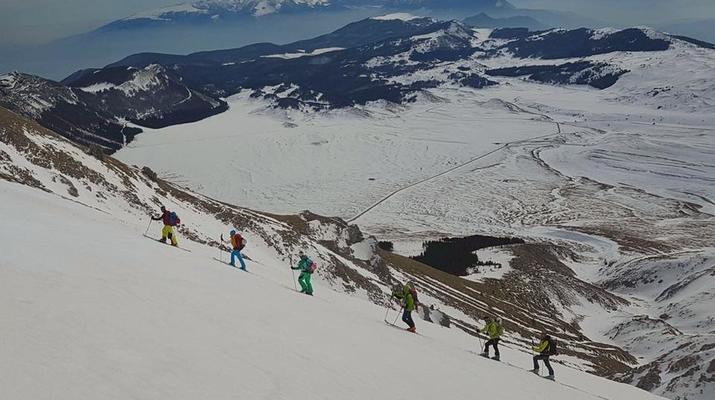 Ski touring-Lake Garda-Ski Mountaineering Courses from Lake Garda-4