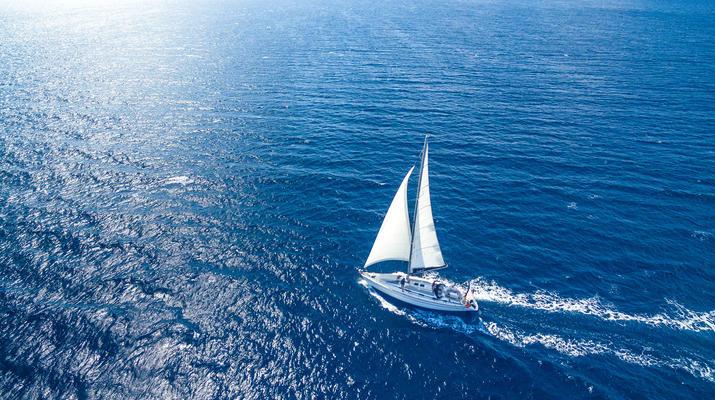Sailing-Paros-Sailing tour in Paros and surrounding islands-11