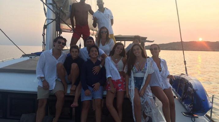 Sailing-Mykonos-Catamaran Sailing Cruise in Mykonos-8