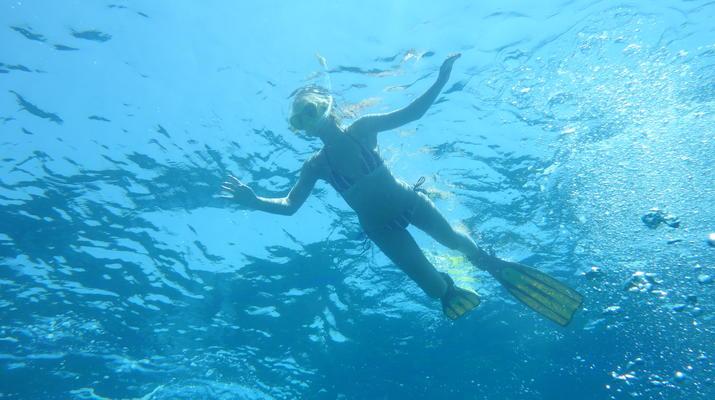 Snorkeling-Kefalonia-Snorkeling excursion around Skala, Kefalonia-5