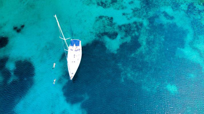 Sailing-Paros-Sailing tour in Paros and surrounding islands-10