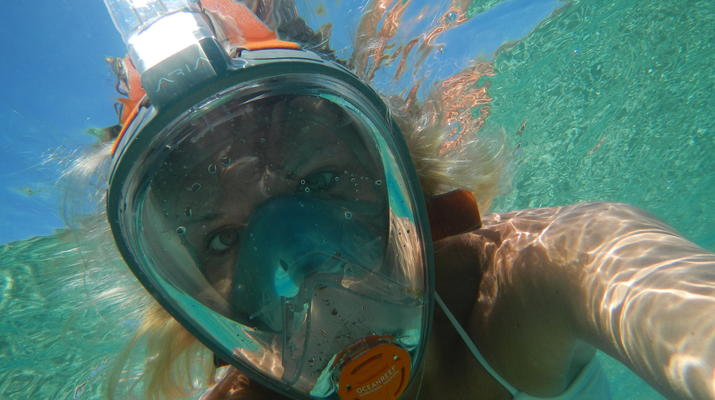 Snorkeling-Kefalonia-Snorkeling excursion around Skala, Kefalonia-4