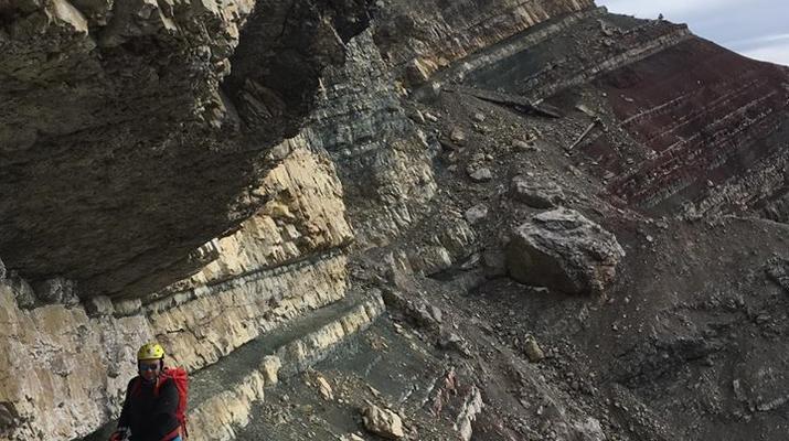 Via Ferrata-Cortina d'Ampezzo-Via Ferrata dans les cascades de Fanes près de Cortina d'Ampezzo-4