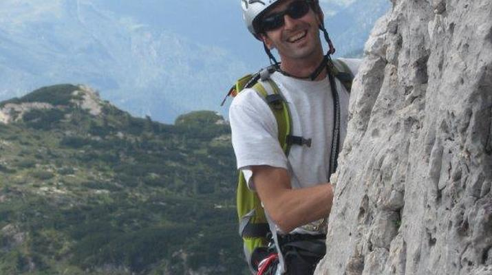 Via Ferrata-Cortina d'Ampezzo-Via Ferrata familiale sur la tour Ra Pegna dans les Dolomites près de Cortina d'Ampezzo-3