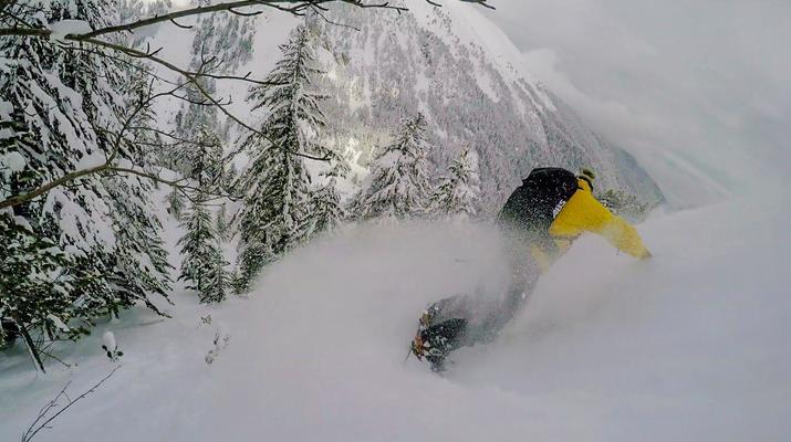 Ski acrobatique-Bansko-Tour guidé de Freeride dans les montagnes de Pirin, Bankso-2