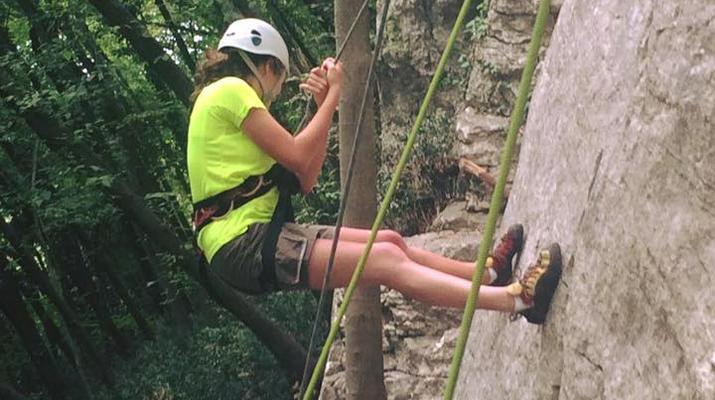 Rock climbing-Lake Garda-Introductory Rock Climbing Course near Lake Garda-2
