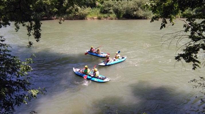 Kayaking-Lake Garda-Beginner Canoeing Trip to Punta San Vigilio in Lake Garda-5