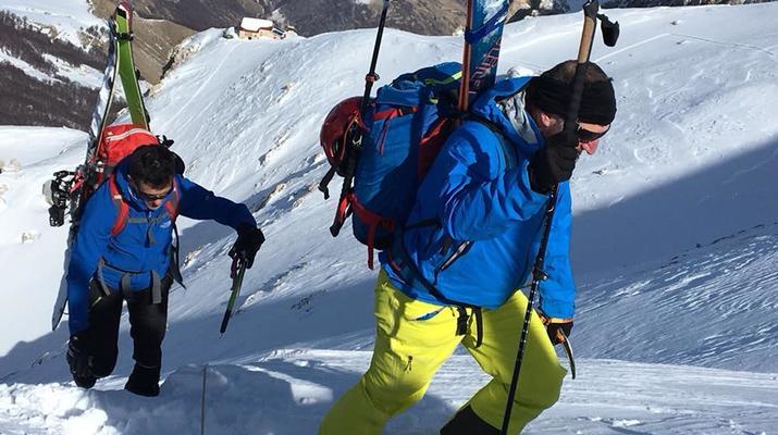 Ski touring-Lake Garda-Ski Mountaineering Courses from Lake Garda-2