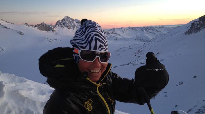 Ski touring-Lake Garda-Guided Ski Touring on Mount Baldo near Lake Garda-4