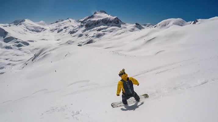 Ski acrobatique-Bansko-Tour guidé de Freeride dans les montagnes de Pirin, Bankso-5