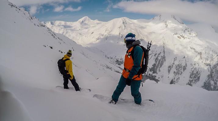 Ski acrobatique-Bansko-Tour guidé de Freeride dans les montagnes de Pirin, Bankso-4
