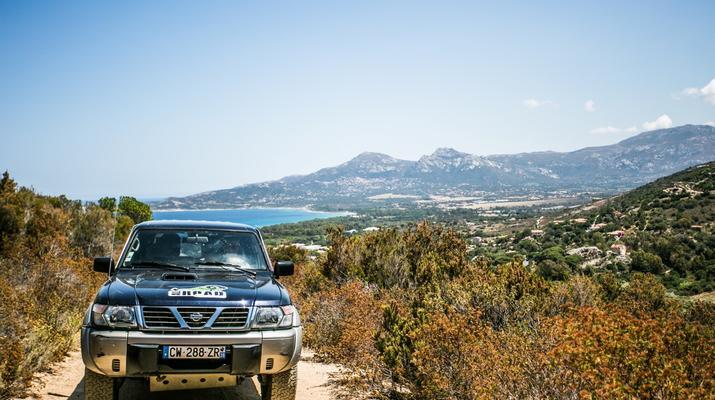 4x4-Balagne-Circuit 4x4 Off Road depuis L'Île-Rousse, Corse-1
