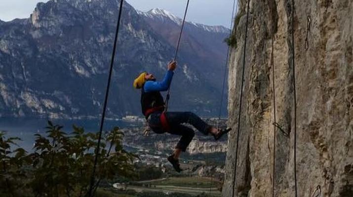 Rock climbing-Lake Garda-Introductory Rock Climbing Course near Lake Garda-3