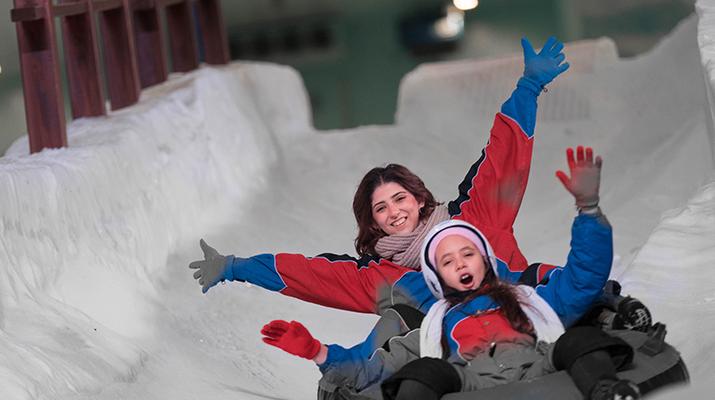 Experiencias en la nieve-Cairo-Experiencia de esquí y nieve en Ski Egypt en El Cairo-3