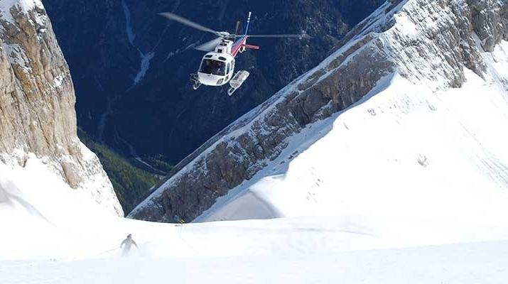 Heliesquí-Cortina d'Ampezzo-Heliesquí en los Dolomitas cerca de Cortina d'Ampezzo-3