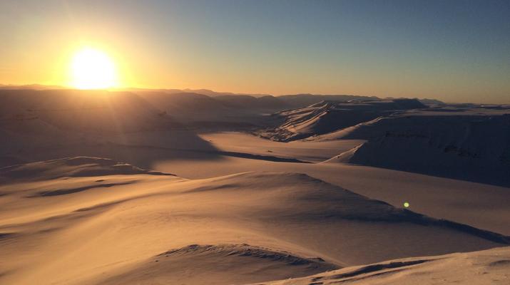 Snowmobiling-Svalbard-Snowmobile Trip through Svalbard in Spring-6